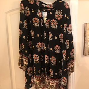 Boutique Brand Tunic Dress